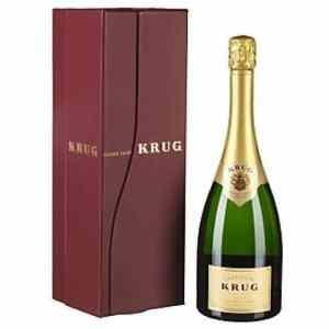Krug Grande Cuvée 166a Edizione