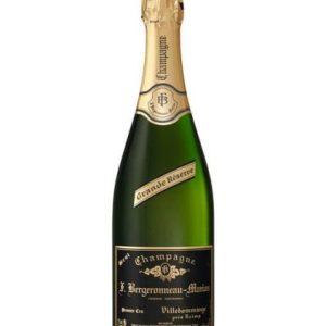 Bergeronneau Marion Champagne Grande Reserve