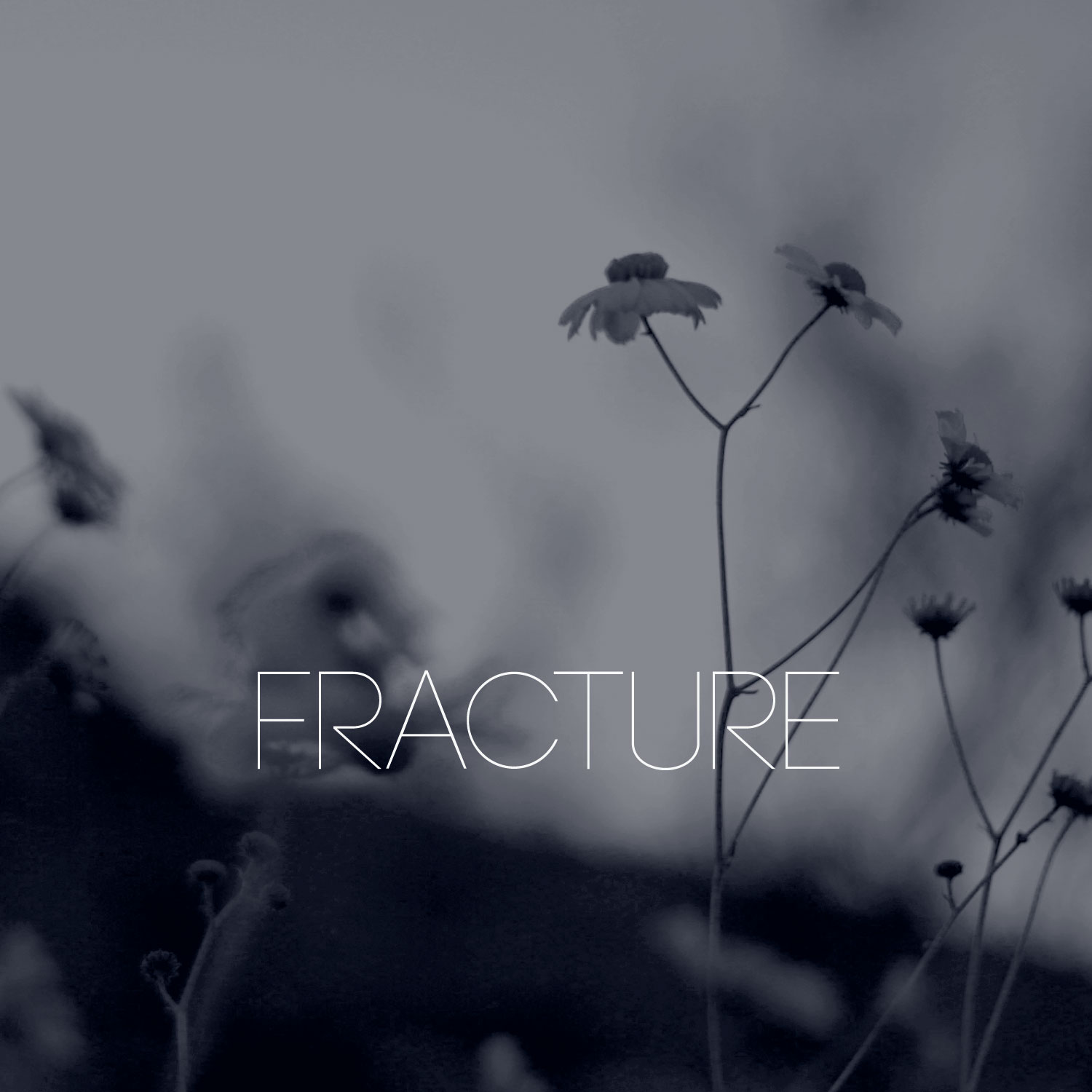 Row Boat and Apta - Fracture - Cover Design by Daniel Tuttle