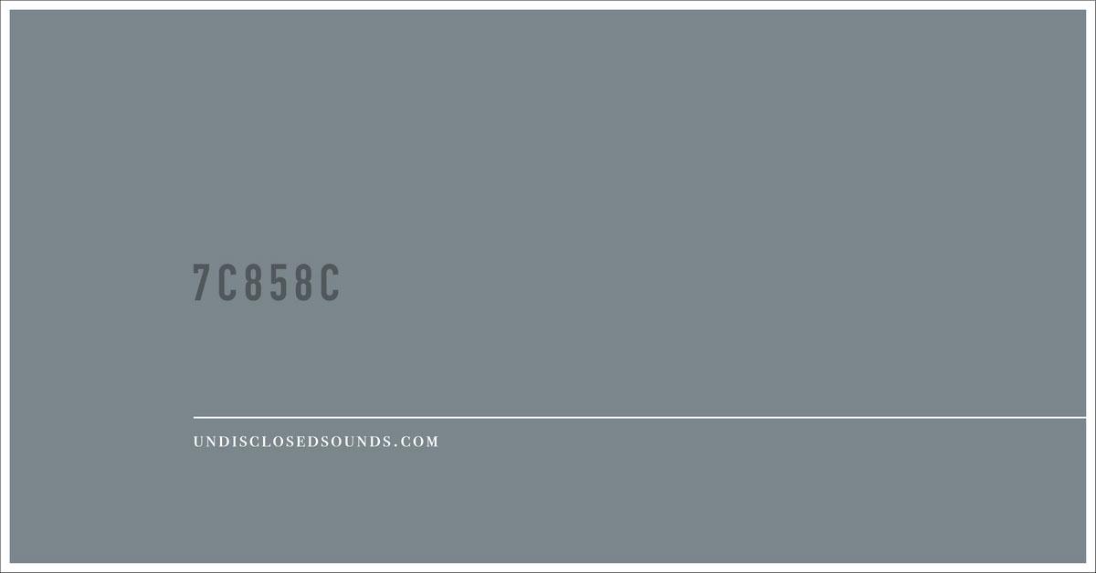 UNDISCLOSED - 7C858C