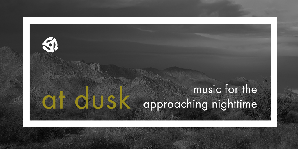 "Dark Jazz, ""at dusk"": Spotify Playlist"