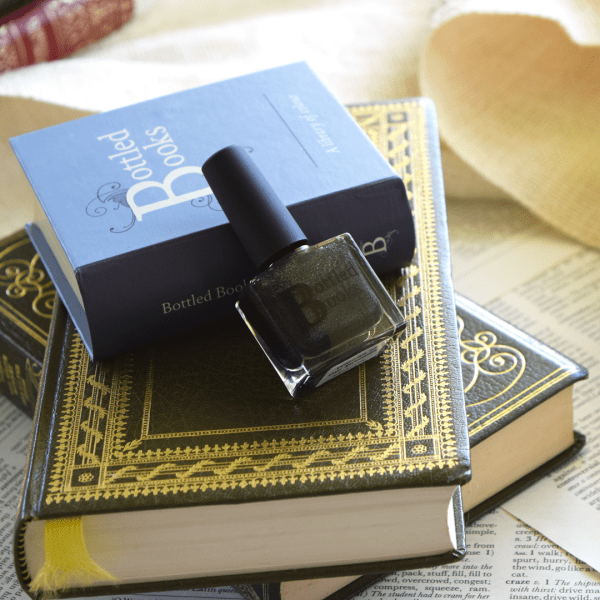 Bottled Books Widows of Our Enemies nail polish