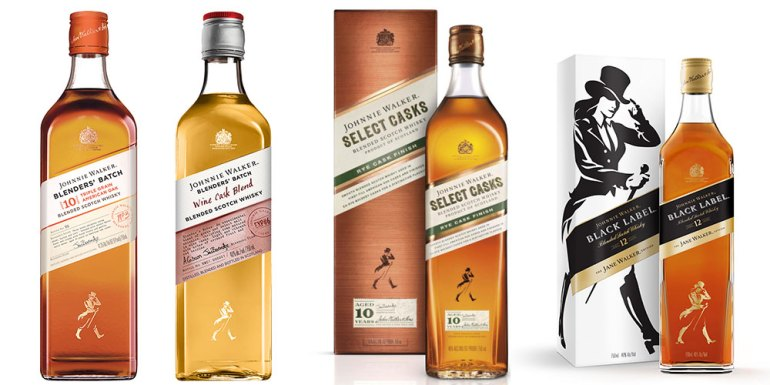 Johnnie Walker – The Limited Edition