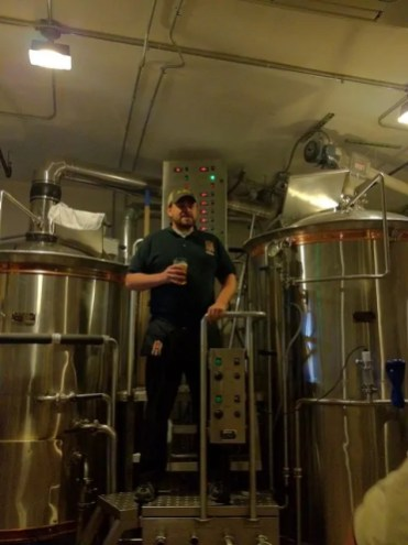 Arvada Brewing Co Tour