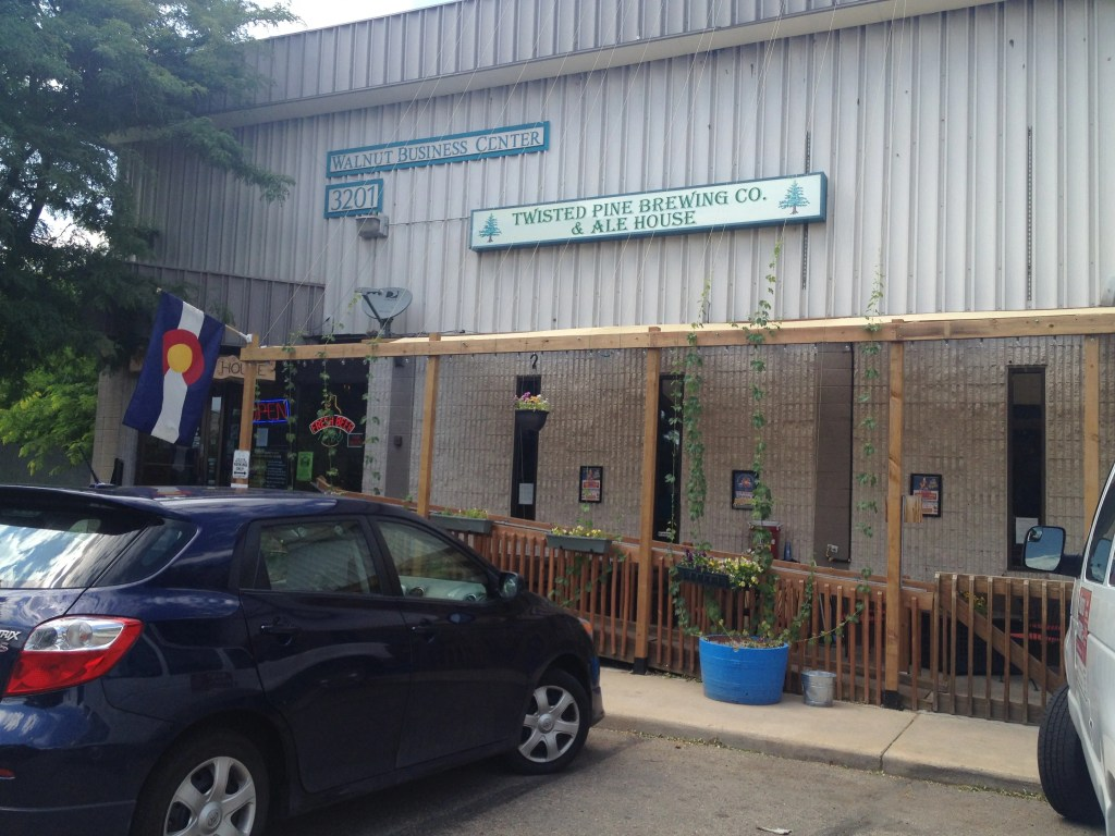 Twisted Pine Brewing