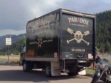 Paradox De-Liver-Er Truck
