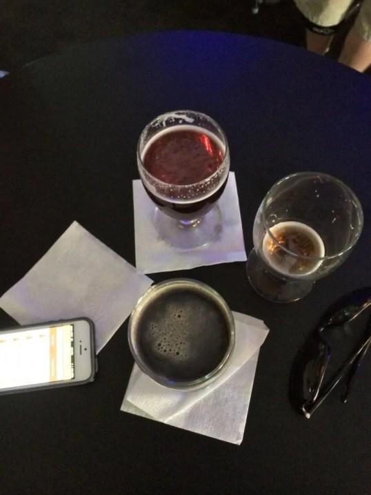 Shorts & Cigar City Beers at Star Bar