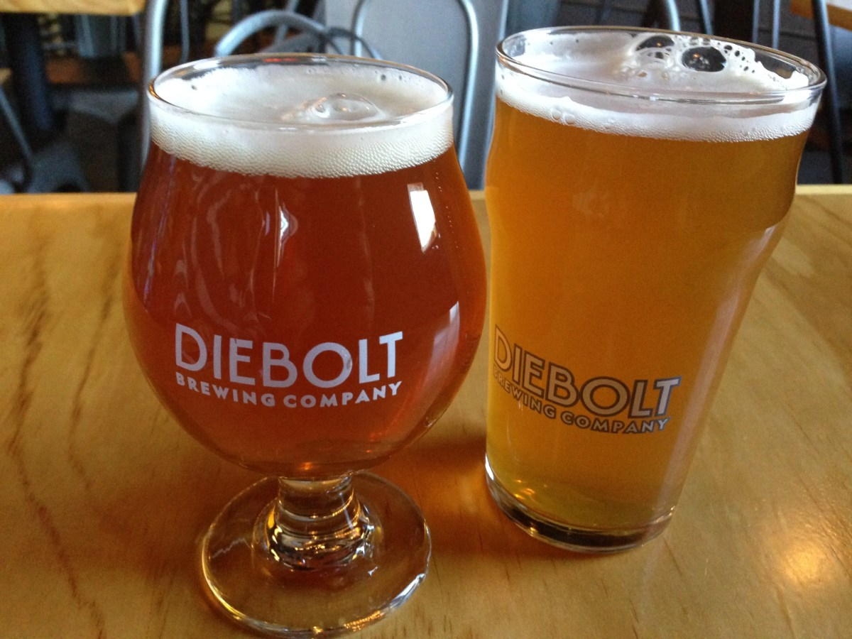Diebolt Brewing:  Family Brewing At Its Best