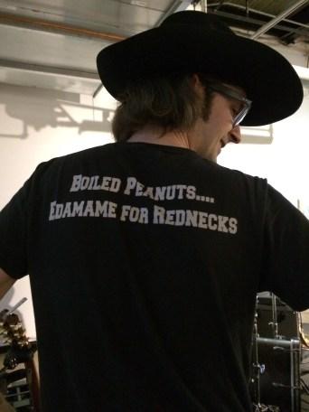 Edamame for Rednecks!
