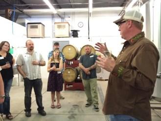 Behind the scenes at Colorado Cider Company