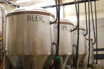 Beer. Hope. Love.