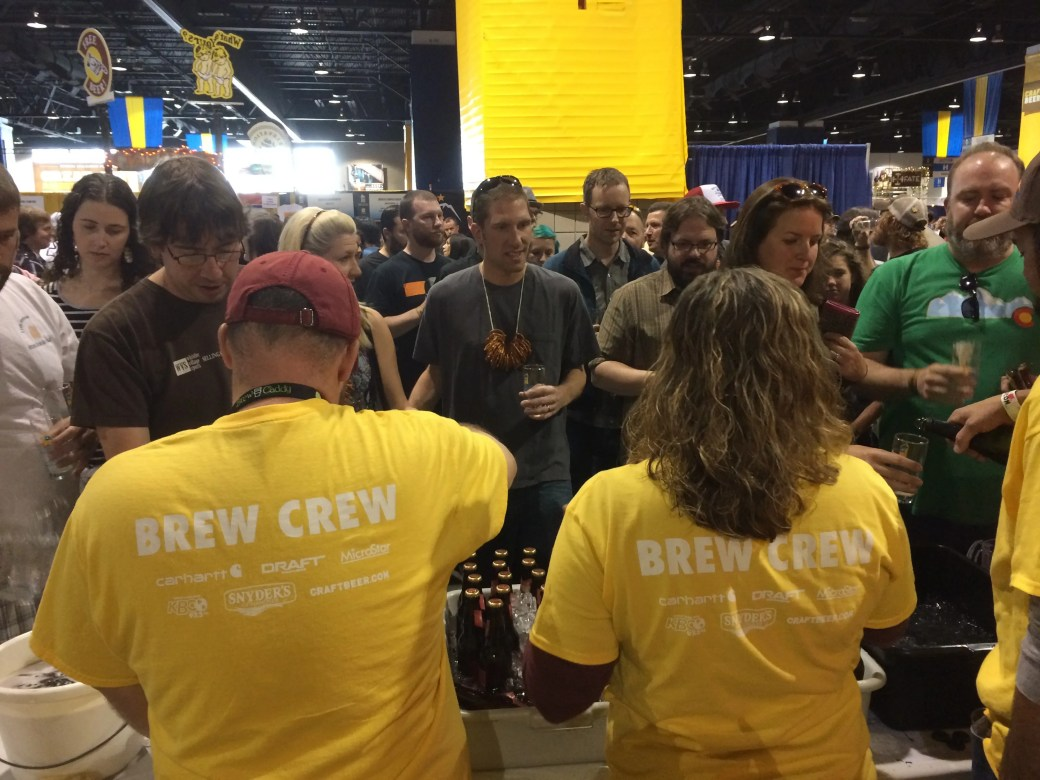 The Do's and Don'ts of GABF | BottleMakesThree.comm