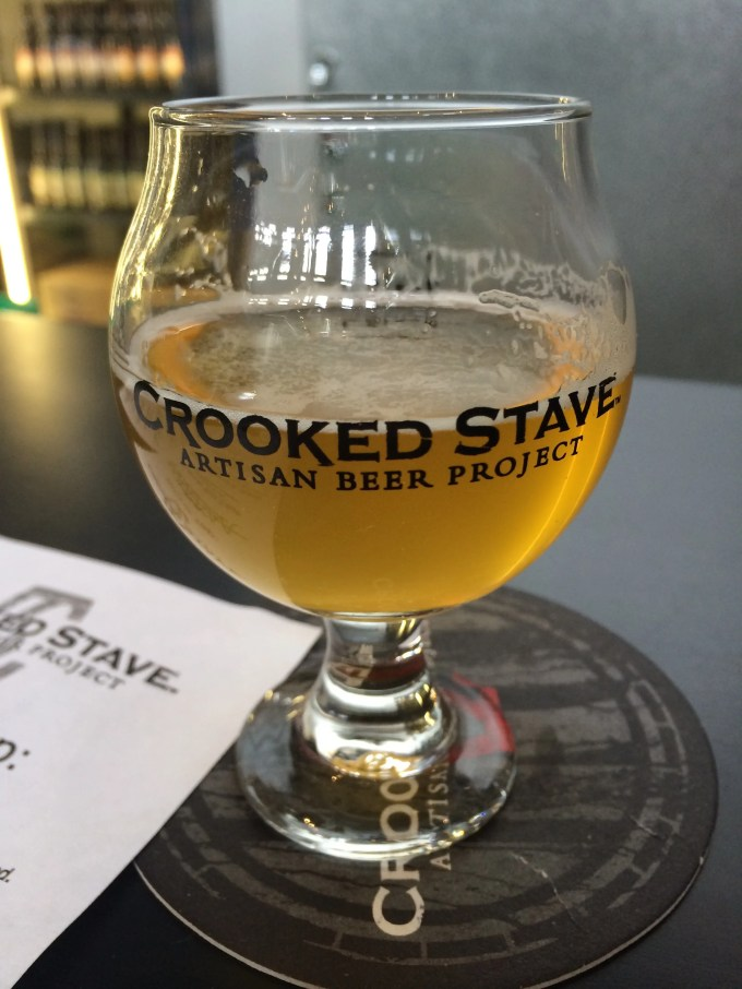 Crooked Stave Artisan Beer Project | BottleMakesThree.com