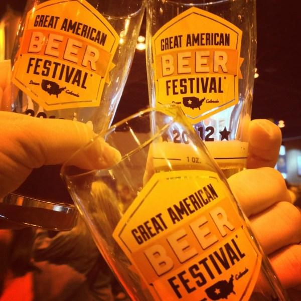 Great American Beer Festival, Denver CO   bottlemakesthree.com
