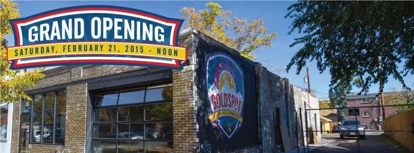 Goldspot Brewing opens in Denver on 2/21/15 | Bottlemakesthree.com