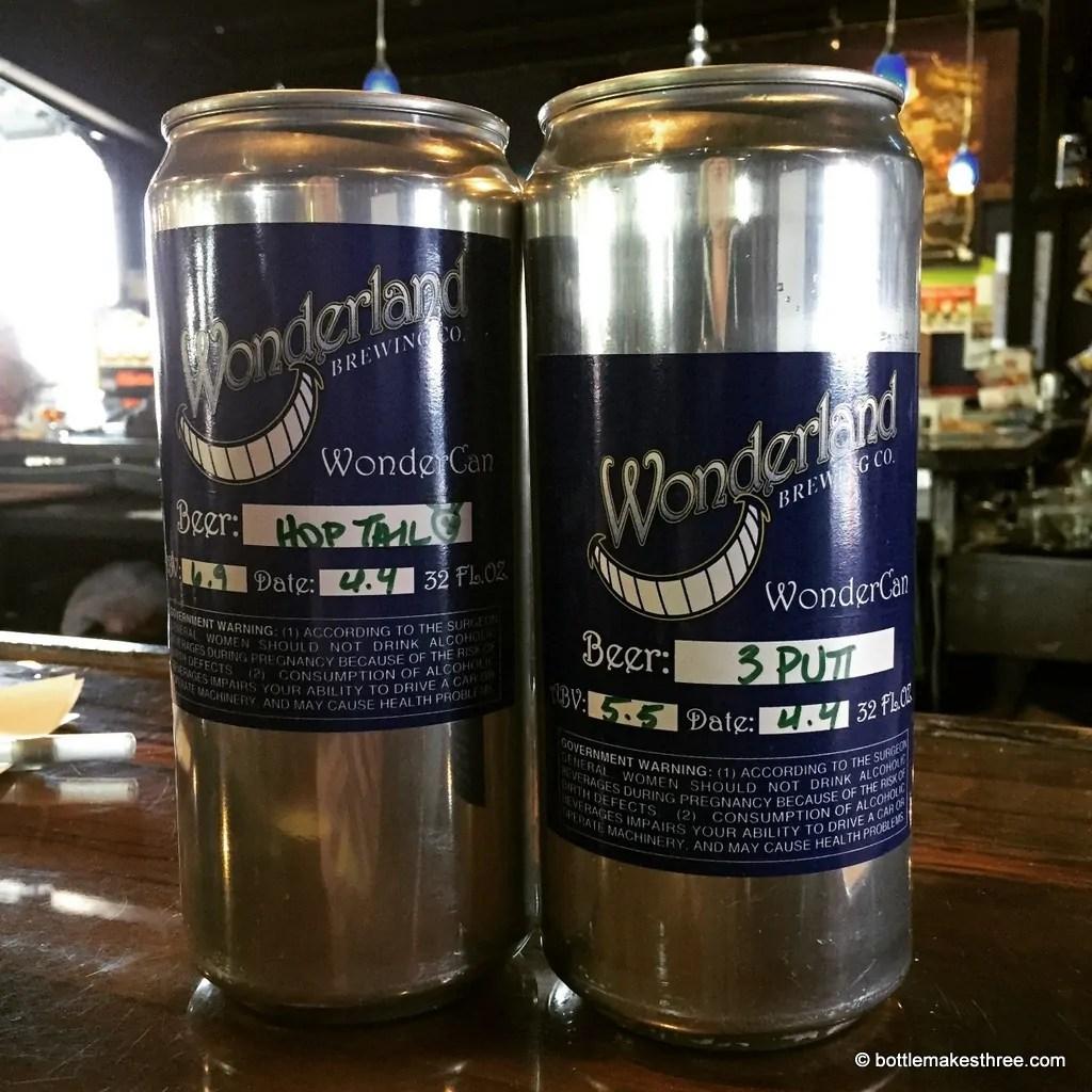 Wonderland Brewing, Broomfield CO | bottlemakesthree.com