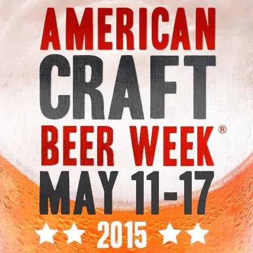 American Craft Beer Week Events | bottlemakesthree.com