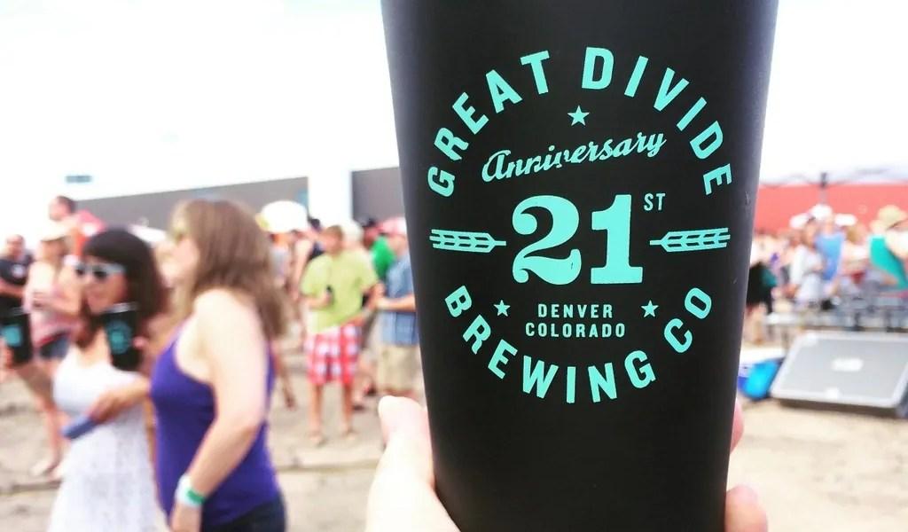 Great Divide 21st Anniversary | bottlemakesthree.com