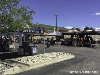 Recap of the 4th Annual Rendezvous at the Rock, Castle Rock, CO | bottlemakesthree.com