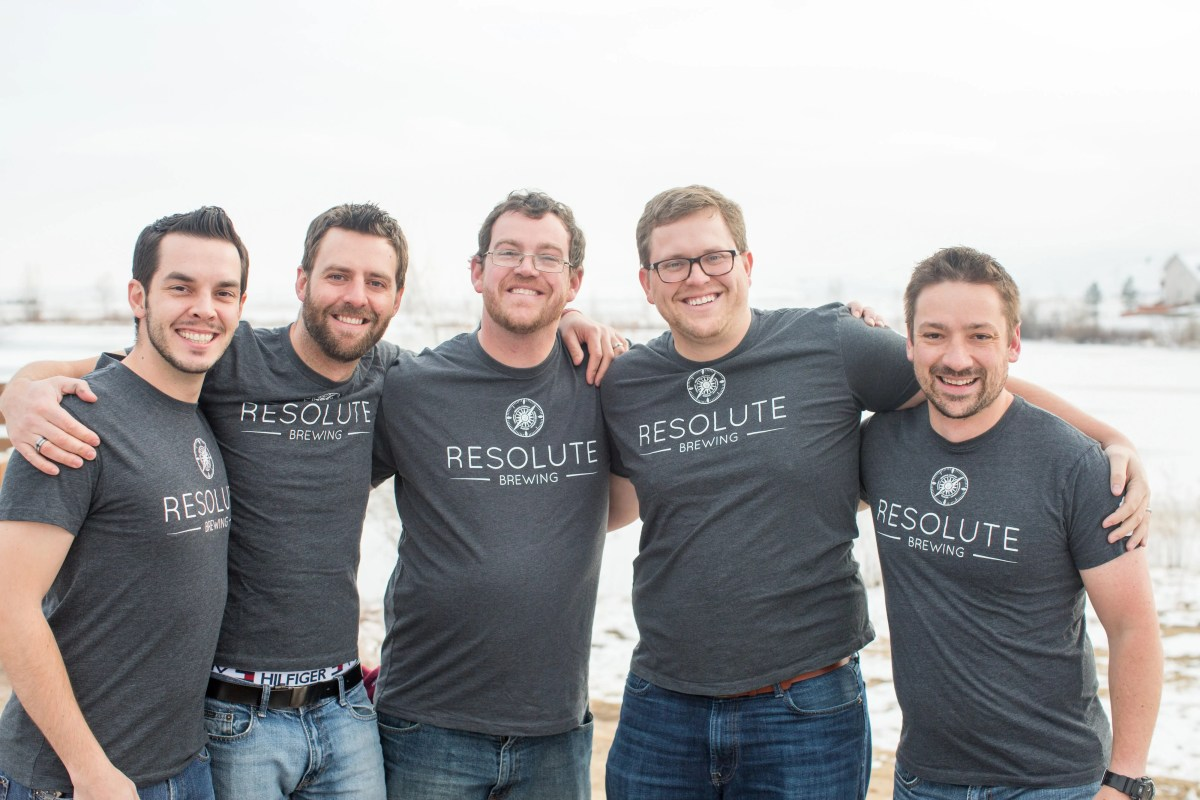 Resolute Brewing Co Grand Opening Details