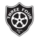 Three Four beer