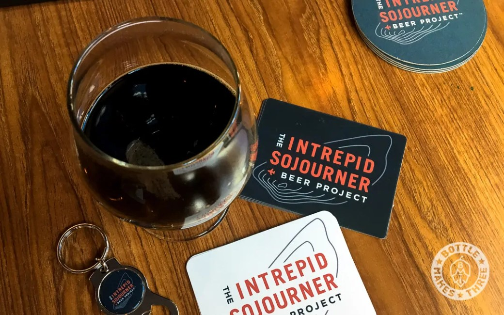 Great beer and adventures await you at Intrepid Sojourner Beer Project - Denver, CO | BottleMakesThree.como