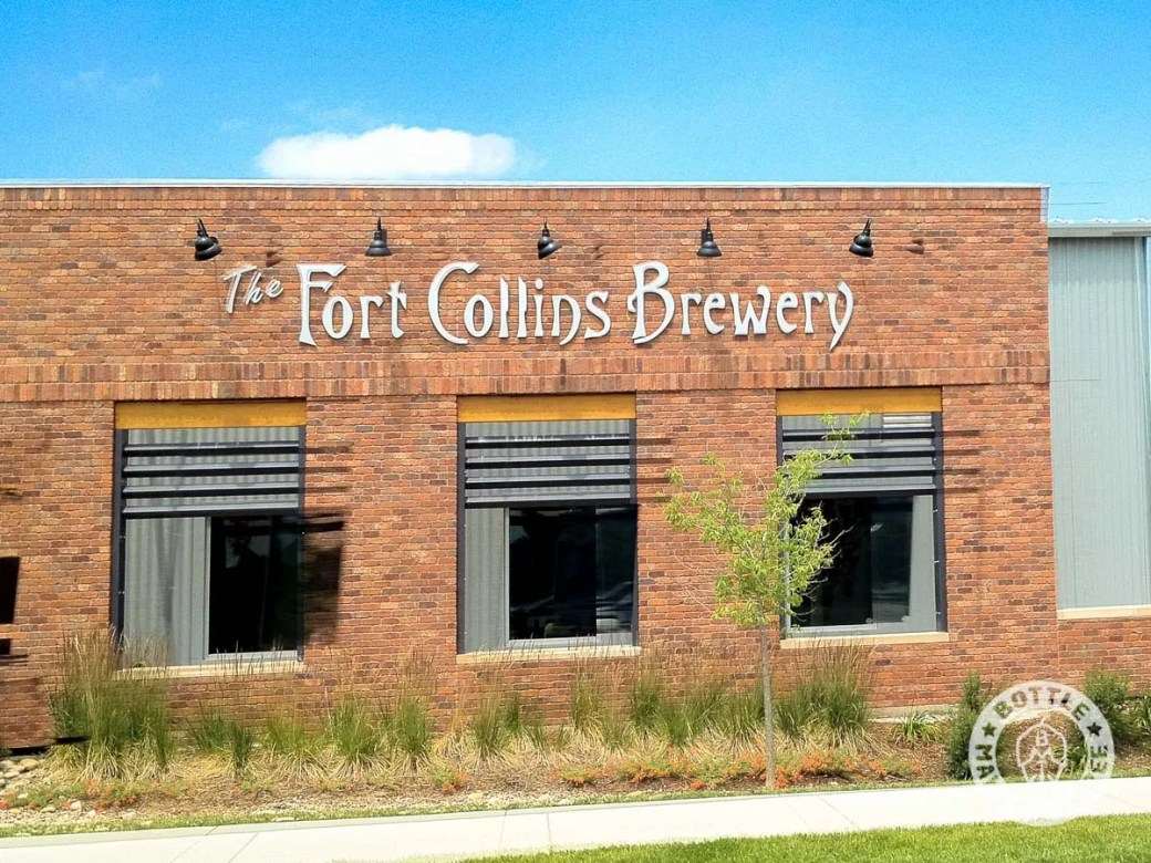 Fort Collins Brewery in Fort Collins, CO | BottleMakesThree.com