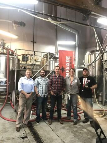 Colorado State Senate & Renegade Brewing