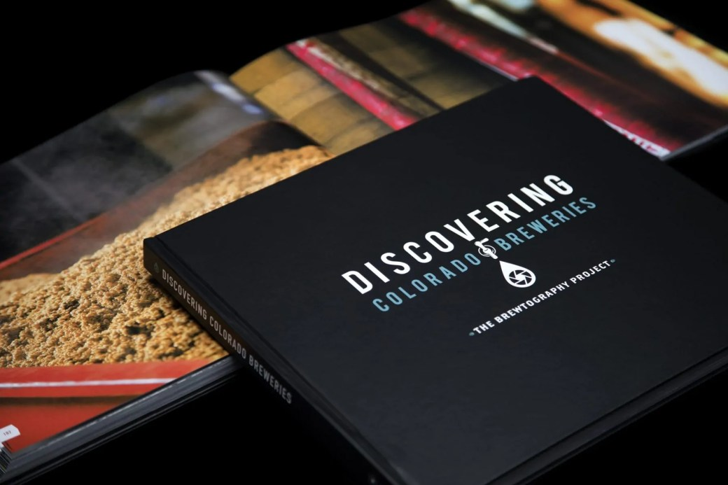 Discovering Colorado Breweries, a new coffee-table book from The Brewtography Project, will be released on January 20, 2018. Pick up your copy at Falling Rock Tap House or select Colorado craft breweries