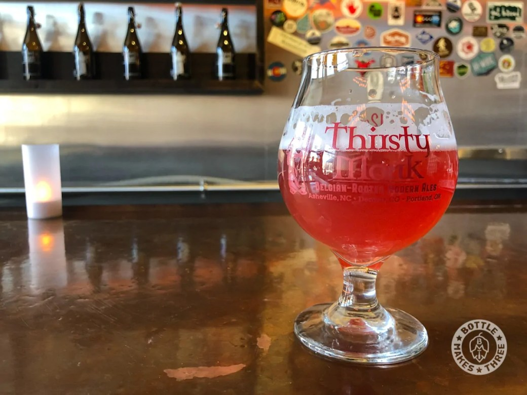 Denver welcomes Thirsty Monk, featuring Belgian-inspired beers and tasty food pairings.
