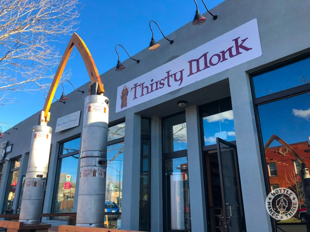 Asheville's Thirsty Monk has just opened a new Denver location. Take a look inside at this Belgian-inspired brewery.