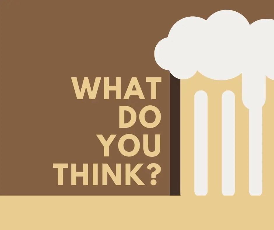 What Do You Think (via BottleMakesThree.com)