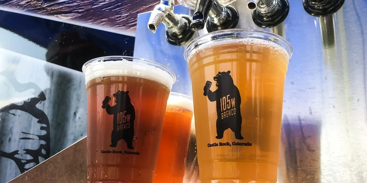 105 West Brewing Company. Brewing craft beers and community in Castle Rock, Colorado