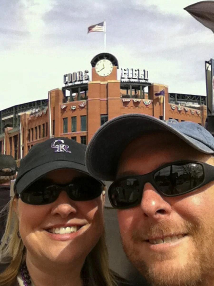 Colorado Rockies Home Opener at Coors Field