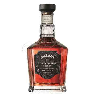 JACK DANIEL´S Single Barrel whisky