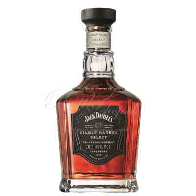 JACK DANIEL´S Single Barrel whisky