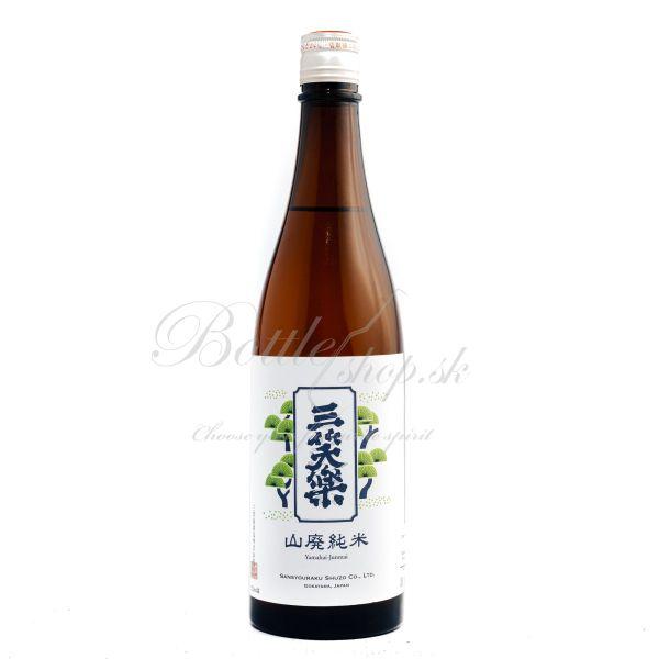 Sansyouraku Yamahai Junmaishu 0,72l