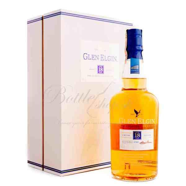 Glen Elgin 18 Year Old Single Malt Scotch Whisky
