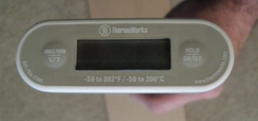 Thermoworks thermometer