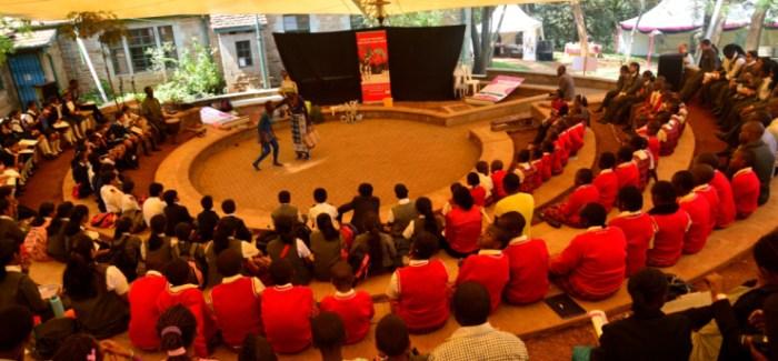Literary Revolution: Storymoja Festival 2014