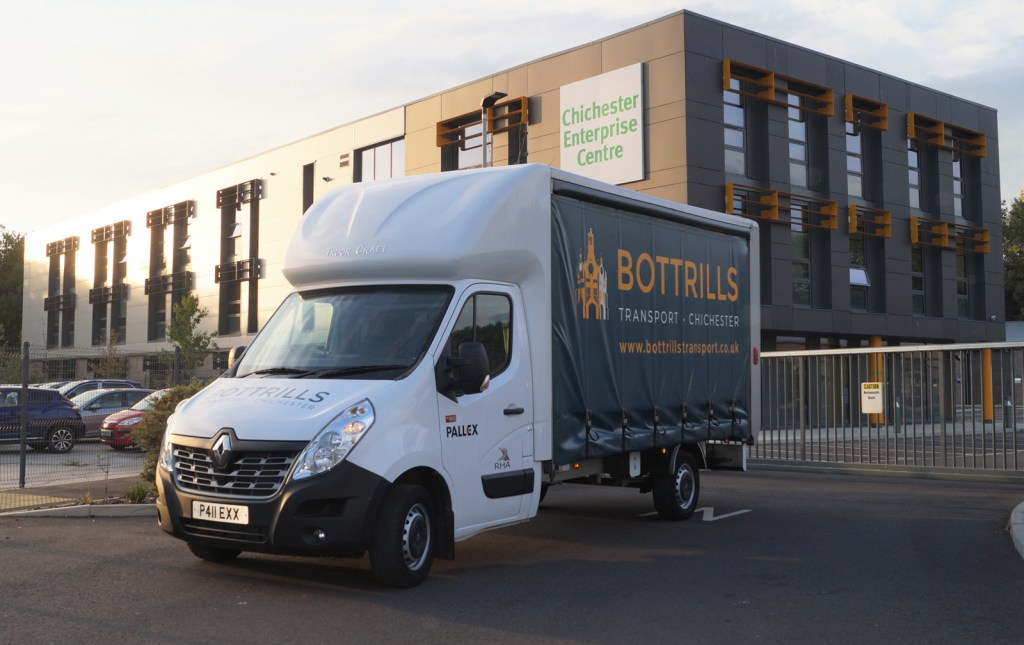 Chichester Palletised Delivery