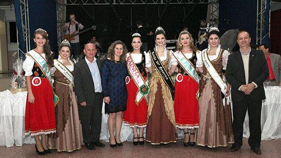 Eleita a Rainha da 24ª Festa Bergamasca