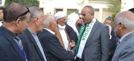 زيارة السيد وزير الداخلية والجماعات المحلية إلى ولاية المسيلة