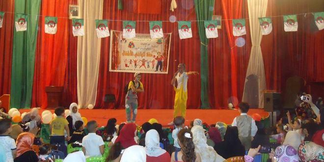 جمعية الإرشاد والإصلاح ببوسعادة تحتفل بعيد الطفولة