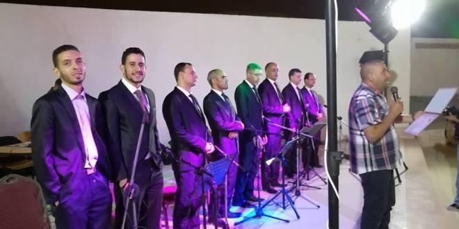 فرقة البهاء الفنية تحي سهرة رمضانية بولاية المدية