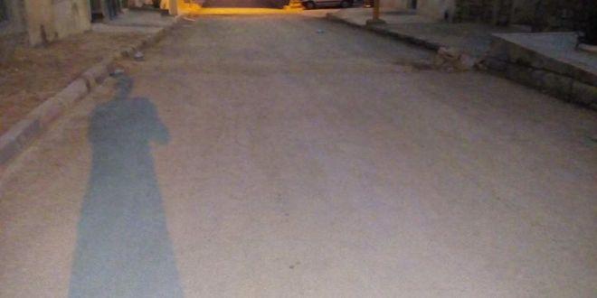 مشروع تزفيت طريق حي اسطيح يتوقف في غياب صاحب المشروع وبلدية بوسعادة