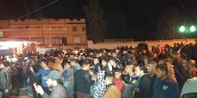 احتفالية حي القيسة لفوز عمران لمبارك لبلدية بوسعادة  فيديو