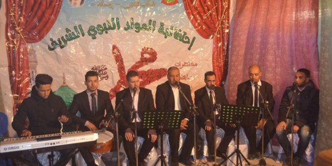 جمعية الارشاد والاصلاح ببوسعادة تحتفل بذكرة ولادة النبي بمقرها بحي بلاطو