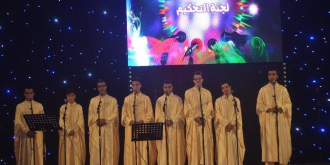 فيديو أعلان لجنة التحكيم للمهرجان بفوز فرقة الاكرام من بوسعادة بالطبعة السابعة
