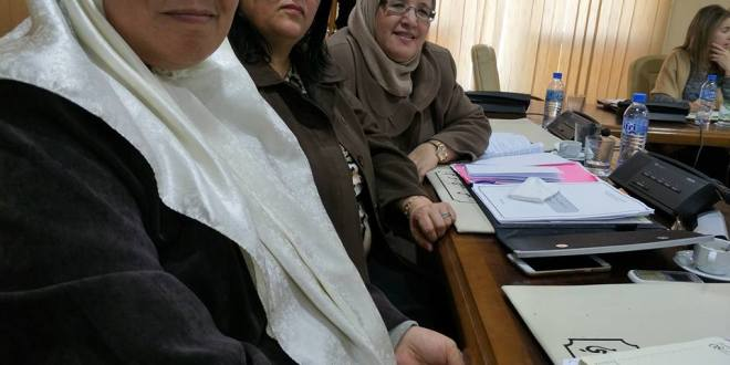 مداخلة النائب نوة شتوح إلى وزير الداخلية والجماعات المحلية حول التقسيم الإداري للهضاب العليا
